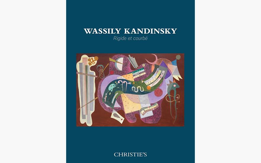 Special Publication: Wassily Kandinsky's Rigide et courbé