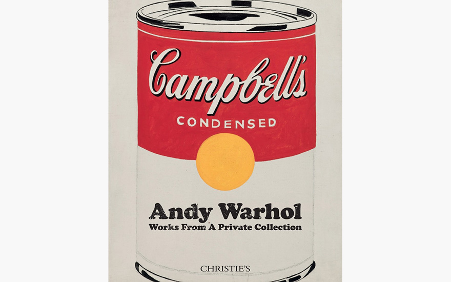 Special Publication: Andy Warhol: Works from a Private Collection