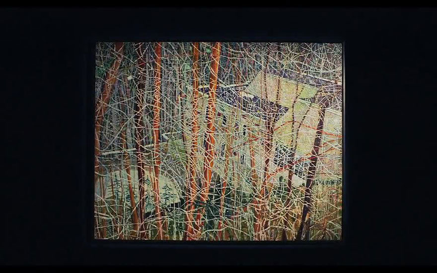 The space in between – Peter Doig and the home in