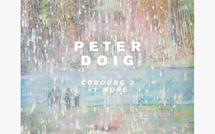 Special Publication: Peter Doig's Cobourg 3 + 1 More