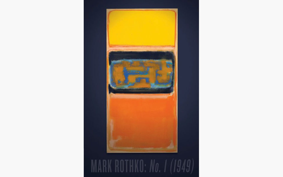 Special Publication: Mark Rothko's No 1 (1949)