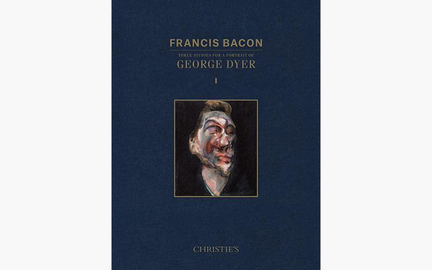 Special Publication: Francis Bacon's Three Studies for a Portrait of George Dyer, I