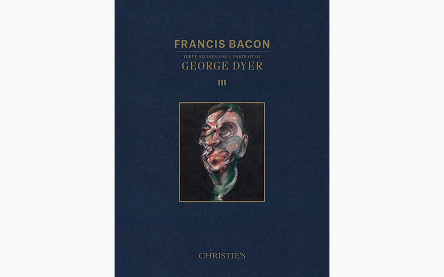 Special Publication: Francis Bacon's Three Studies for a Portrait of George Dyer, III