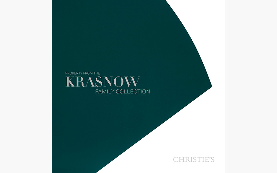 Special Publication: Property from the Krasnow Family Collection
