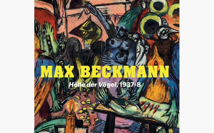 Special Publication: Max Beckm auction at Christies