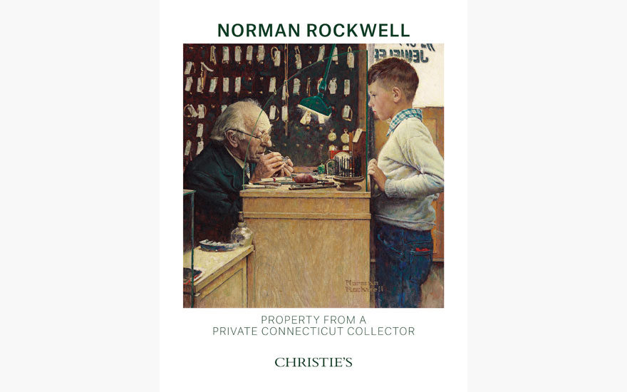 Special Publication: Norman Rockwell, Property from a Private Connecticut Collector