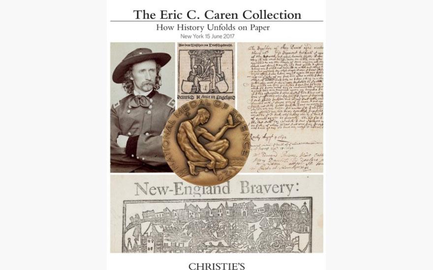 Special Publication: The Eric C. Caren Collection