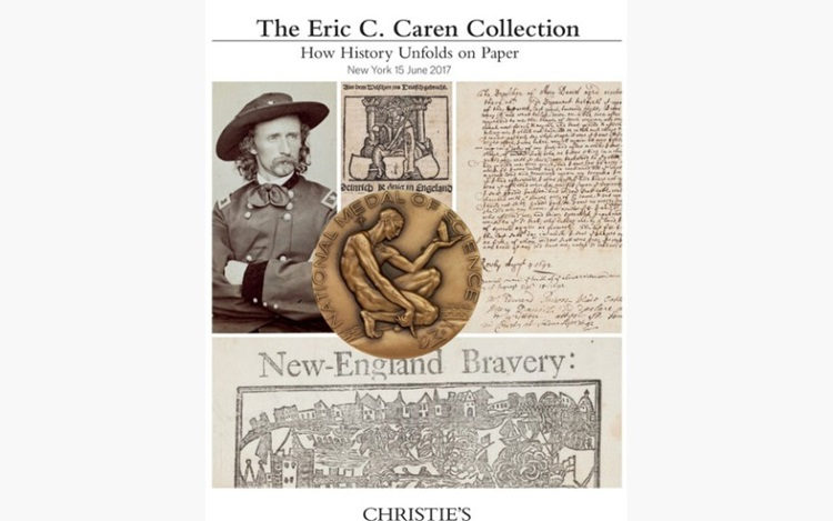 Special Publication: The Eric  auction at Christies