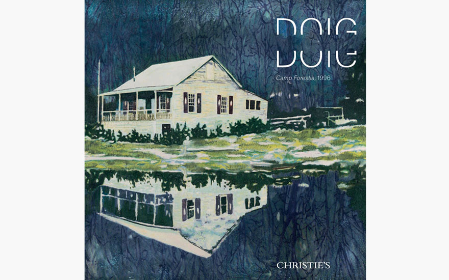 Special Publication: Peter Doig, Camp Forestia
