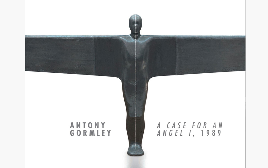 Special Publication: Antony Gormley, A Case for an Angel