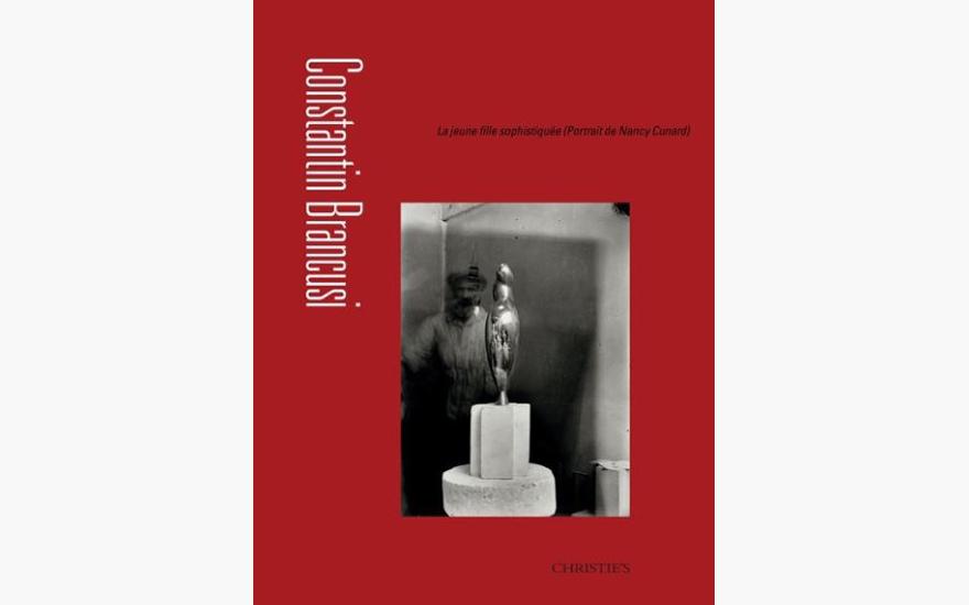 Special Publication: La jeune fille sophistiquée (Portrait de Nancy Cunard) by Constantin Brancusi