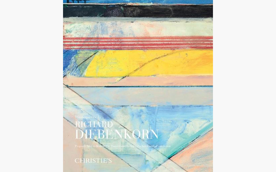 Special Preview: Masterpieces by Richard Diebenkorn