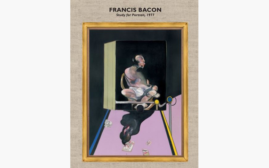 Special Publication: Study for Portrait, 1977 by Francis Bacon