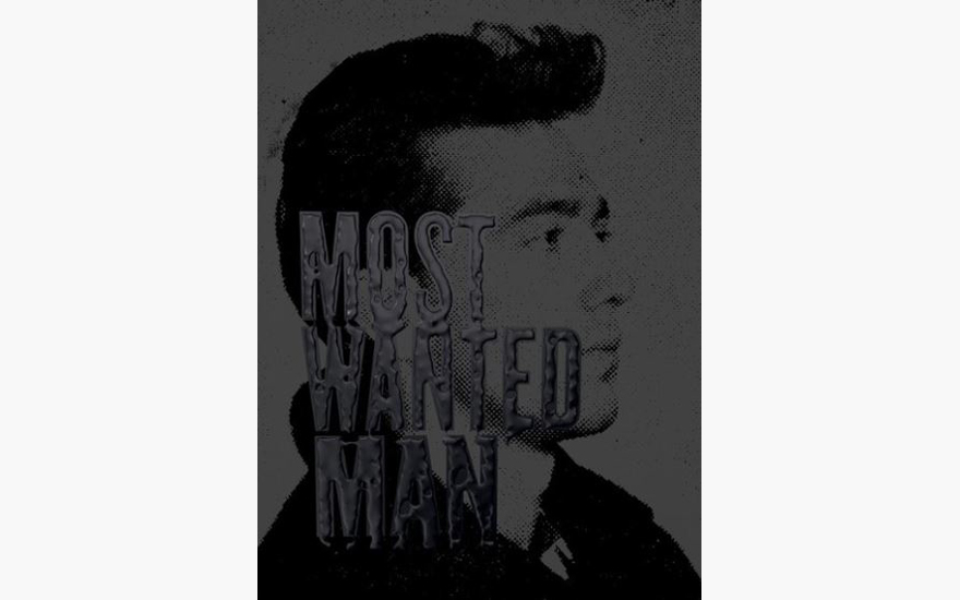 Special Publication: Most Wanted Man No. 11, by Andy Warhol
