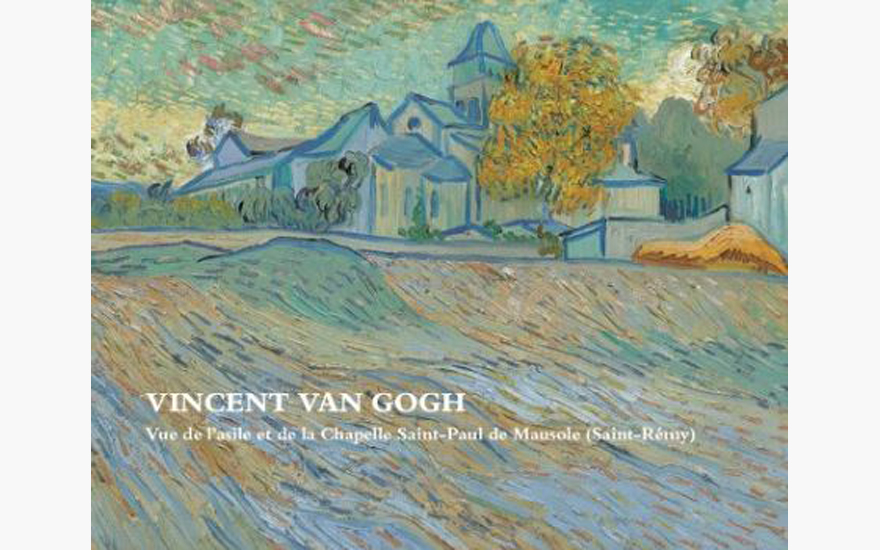 Special Publication: Vue de l'asile et de la Chapelle Saint-Paul de Mausole (Saint-Rémy) by Vincent Van Gogh