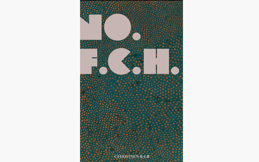 Special Publication: Yayoi Kusama's No. F. C. H.