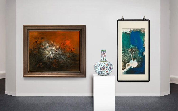 A week to remember: Leading th auction at Christies