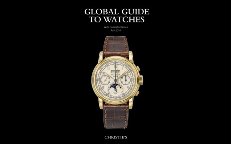 Special Publication: Global Gu auction at Christies