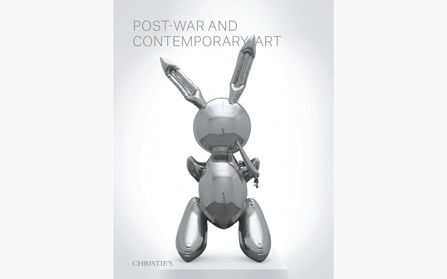 Special Publication: Post-War and Contemporary Art Evening Sale