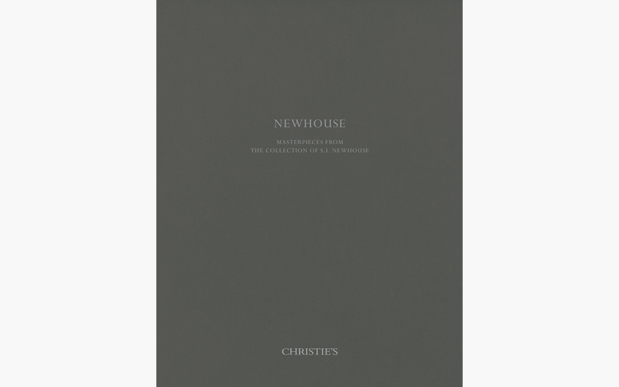 Special Publication: Newhouse - Masterpieces from the Collection of S.I. Newhouse