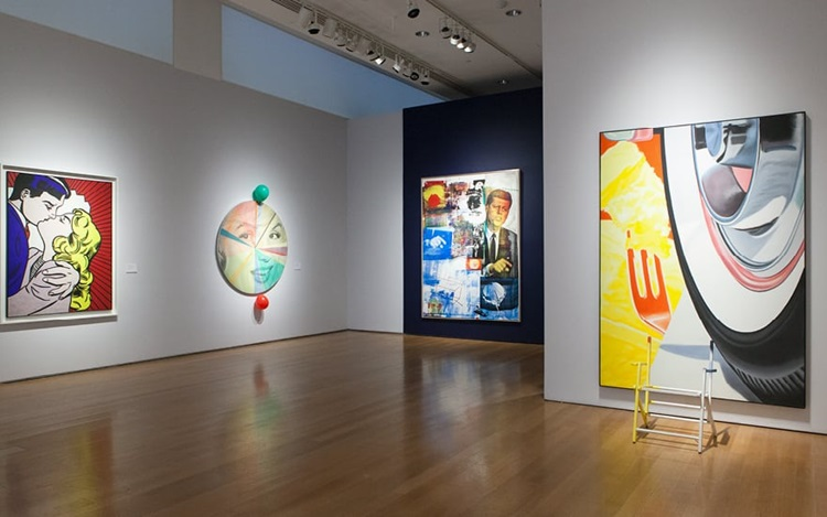 Virtual tour: 20th Century W auction at Christies