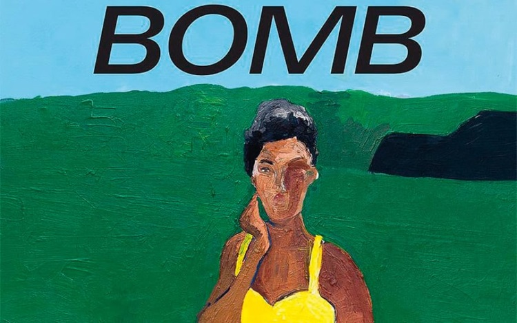 Art benefiting BOMB Magazine's Future Fund