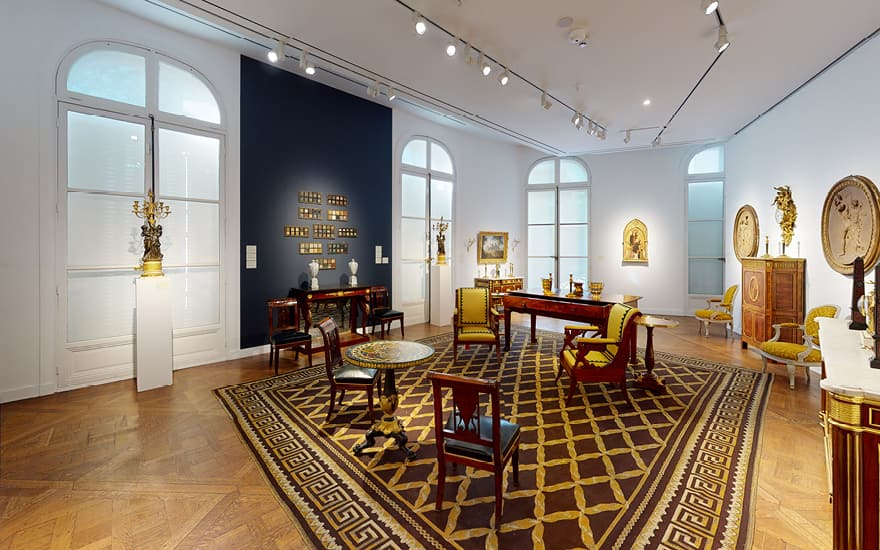 Virtual tour: Classic Art in P