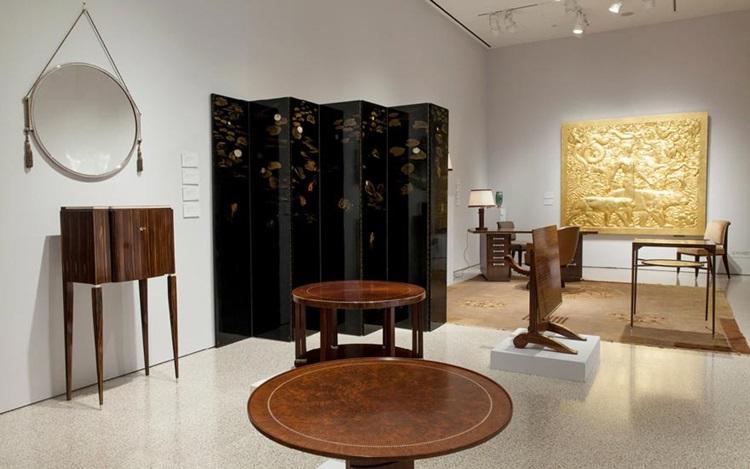 Virtual tour: 20th Century Des auction at Christies