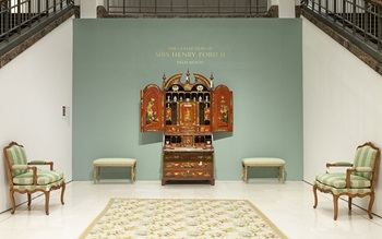 Virtual Tour ǀ The Collection  auction at Christies