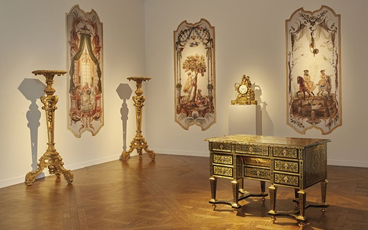 Virtual tour | The Collector:  auction at Christies