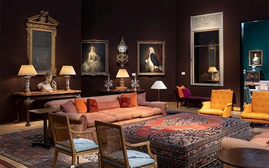 Virtual tour   Jasper Conran:  auction at Christies