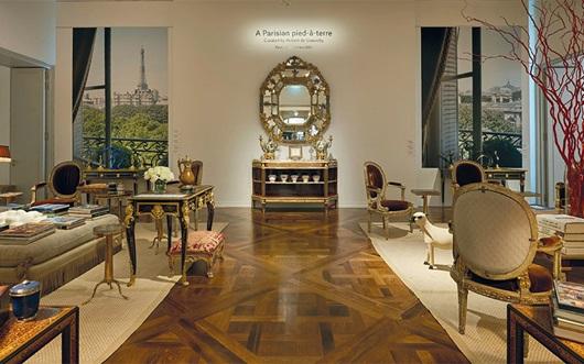 Virtual tour: A Parisian pied- auction at Christies