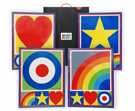 Creatively Recycled Empire / Sir Peter Blake RA