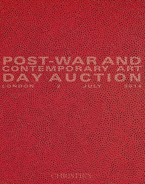 Post-War & Contemporary Art Day Auction