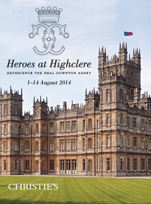 Heroes At Highclere Experience The Real Downton Abbey