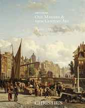 Old Masters and 19th Century A auction at Christies