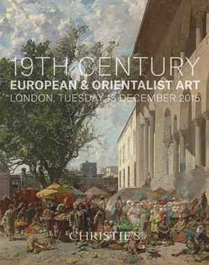 19th Century European & Orient auction at Christies
