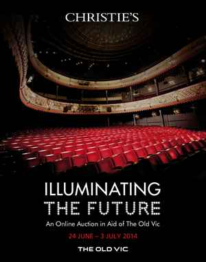 Online Charity Auction: Illuminating the Future - The Old Vic