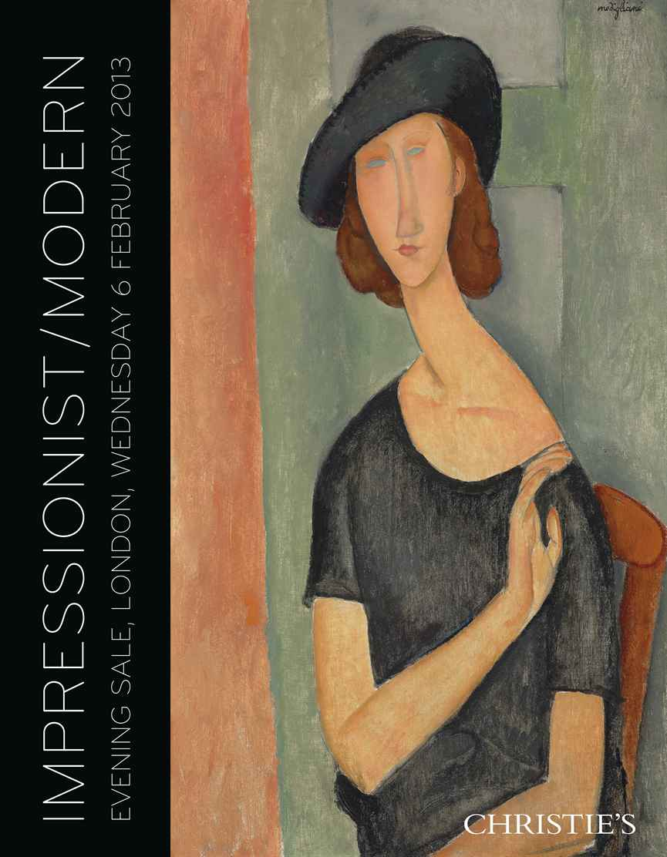 ImpressionistModern Evening Sale