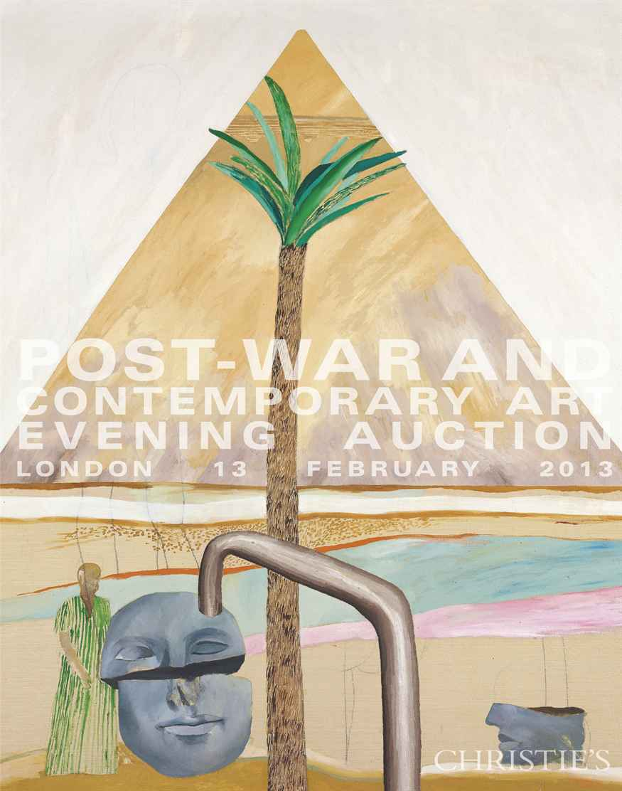 Post-War and Contemporary Art (Evening Auction)