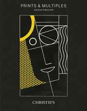 Prints & Multiples auction at Christies