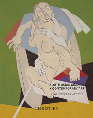 South Asian Modern + Contemporary Art