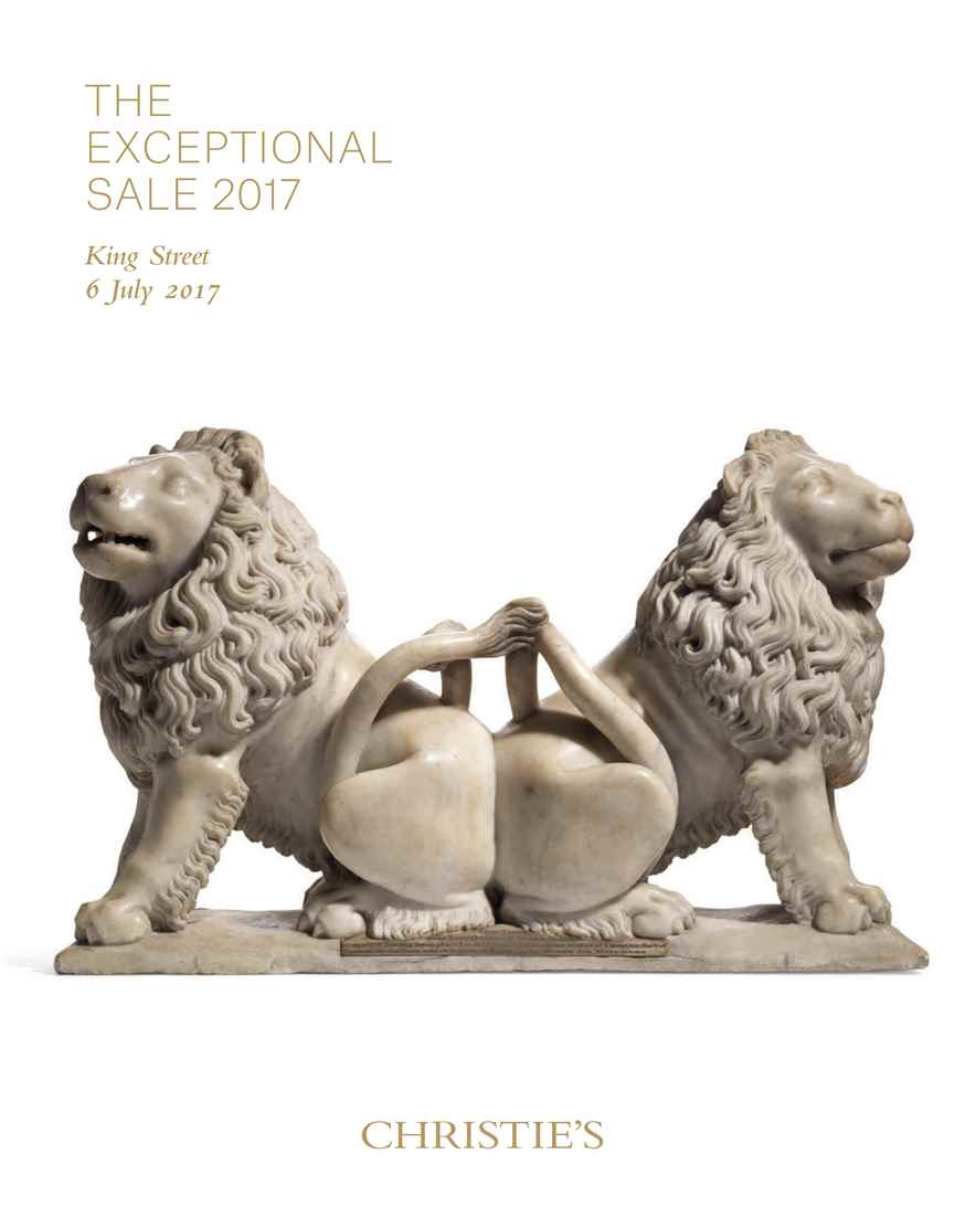 The Exceptional Sale 2017