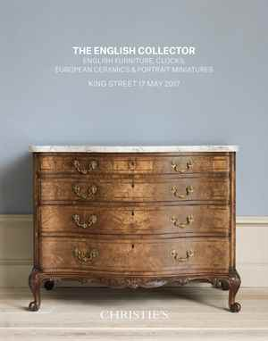 The English Collector: English auction at Christies