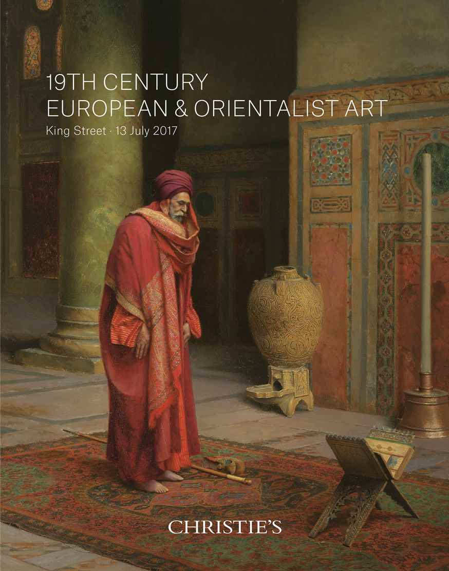 19th Century European & Orientalist Art