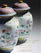 Fine Chinese Ceramics and Work auction at Christies
