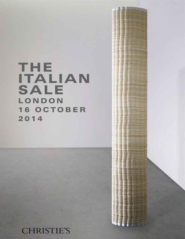 The Italian Sale