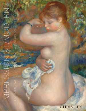 Impressionist/Modern Art Eveni auction at Christies