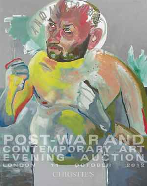 Post War and Contemporary Art  Evening Auction