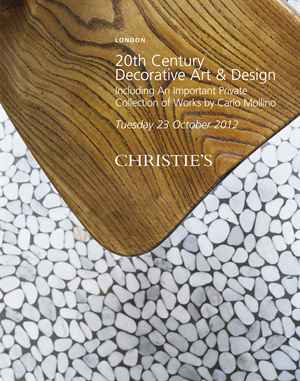 20th Century Decorative Art & Design